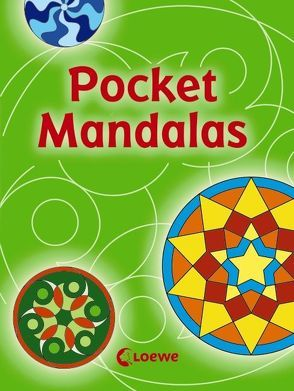 Pocket Mandalas – hellgrün von Cziepluch,  Andreas, Erker,  Robert
