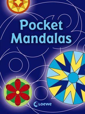 Pocket Mandalas – lila von Cziepluch,  Andreas, Erker,  Robert