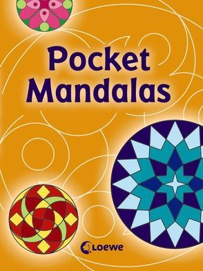 Pocket Mandalas – orange von Cziepluch,  Andreas, Erker,  Robert