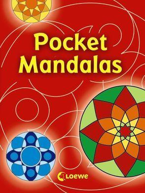 Pocket Mandalas – rot von Cziepluch,  Andreas, Erker,  Robert