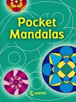 Pocket Mandalas – türkis von Cziepluch,  Andreas, Erker,  Robert