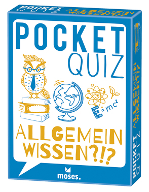 Pocket Quiz Allgemeinwissen von Vogel,  Elke