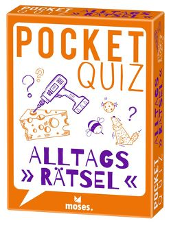 Pocket Quiz Alltagsrätsel von Vogel,  Elke