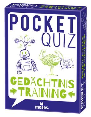 Pocket Quiz Gedächtnistraining von Vogel,  Elke
