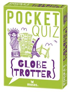 Pocket Quiz Globetrotter von Hamann,  Bastienne