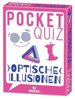 Pocket Quiz Optische Illusionen von Vogel,  Elke