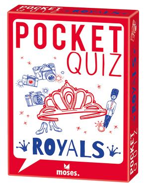 Pocket Quiz Royals von Vogel,  Elke