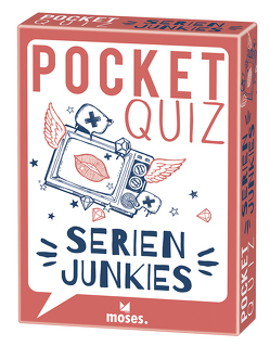 Pocket Quiz Serienjunkies von Hamann,  Bastienne
