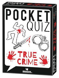Pocket Quiz True Crime von Köhrsen,  Andrea
