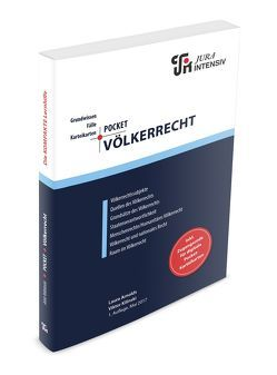 Pocket Völkerrecht von Arnolds,  Laura, Kilinski,  Viktor