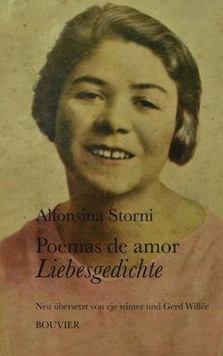 Poemas de Amor/Liebesgedichte von Storni,  Alfonsina