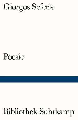 Poesie von Enzensberger,  Christian, Seferis,  Giorgos