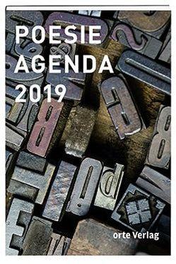 Poesie Agenda 2019 von Fäh,  Jolanda, Mathies,  Susanne