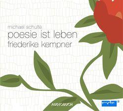 Poesie ist Leben. von Dluzniewski,  Jürgen, Kipp,  Andreas, Kummer,  Friedrich August, Offenbach,  Jacques, Popper,  David, Schirmer,  Rouven, Schulte,  Michael, Winter,  Judy