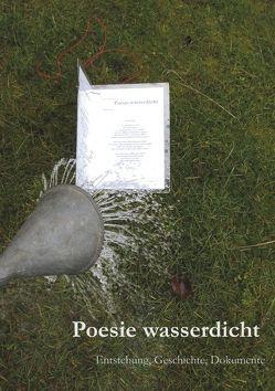 Poesie wasserdicht Taschenbuchausgabe von Ogonjok,  Pjervoj