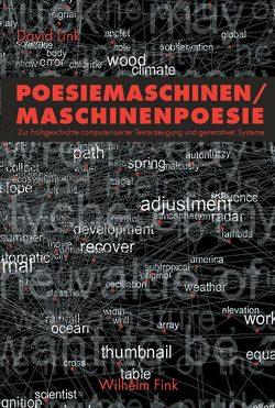 Poesiemaschinen – Maschinenpoesie von Link,  David