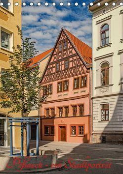 Pößneck – ein Stadtporträt (Tischkalender 2019 DIN A5 hoch) von M.Dietsch