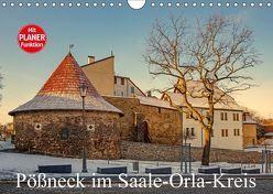 Pößneck im Saale-Orla-Kreis (Wandkalender 2018 DIN A4 quer) von M.Dietsch,  k.A.