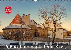 Pößneck im Saale-Orla-Kreis (Wandkalender 2019 DIN A3 quer) von M.Dietsch