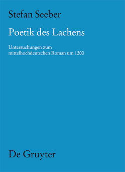 Poetik des Lachens von Seeber,  Stefan