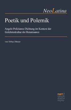 Poetik und Polemik von Dänzer,  Tobias