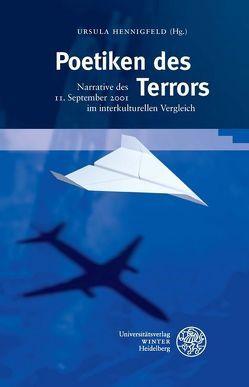 Poetiken des Terrors von Hennigfeld,  Ursula