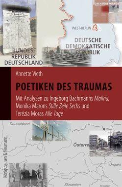 Poetiken des Traumas von Vieth,  Annette