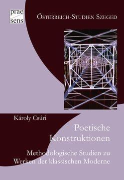Poetische Konstruktionen von Csúri,  Károly
