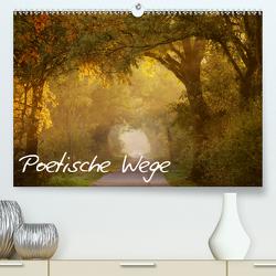 Poetische Wege (Premium, hochwertiger DIN A2 Wandkalender 2020, Kunstdruck in Hochglanz) von Kalanke,  Jens