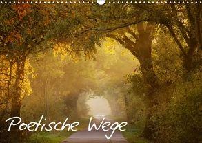Poetische Wege (Wandkalender 2018 DIN A3 quer) von Kalanke,  Jens