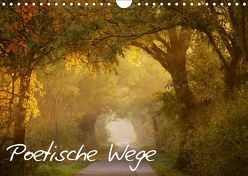 Poetische Wege (Wandkalender 2019 DIN A4 quer) von Kalanke,  Jens