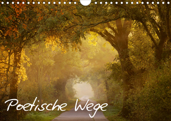Poetische Wege (Wandkalender 2020 DIN A4 quer) von Kalanke,  Jens