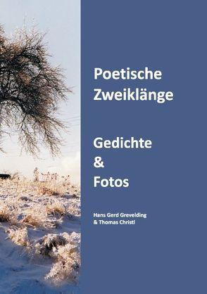 Poetische Zweiklänge von Grevelding,  Hans Gerd