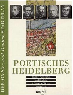 Poetisches Heidelberg von Büttner,  Stefan