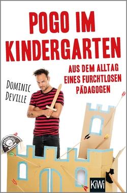 Pogo im Kindergarten von Deville,  Dominic