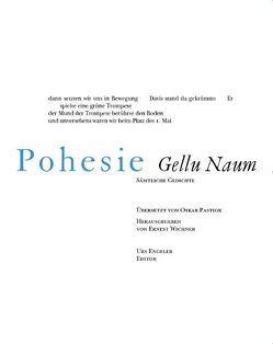 Pohesie von Naum,  Gellu, Pastior,  Oskar
