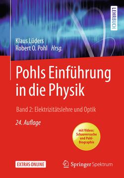 Pohls Einführung in die Physik von Lüders,  Klaus, Pohl,  Robert Otto