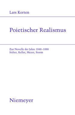 Poietischer Realismus von Korten,  Lars