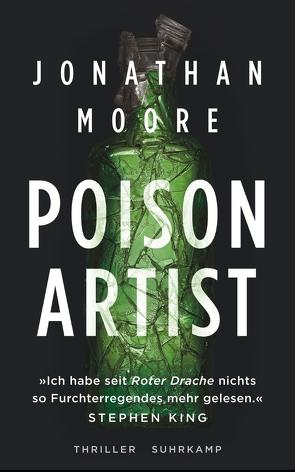 Poison Artist von Lux,  Stefan, Moore,  Jonathan