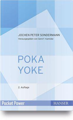 Poka Yoke von Kamiske,  Gerd F., Sondermann,  Jochen-Peter