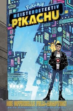 Pokémon Detektiv Pikachu: Comic zum Film von Buccaletto,  Brian