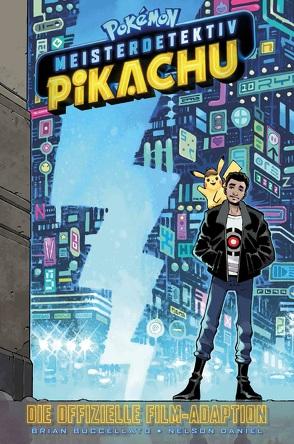 Pokémon Detective Pikachu: Comic zum Film von Buccaletto,  Brian