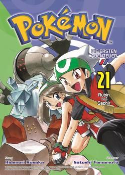 Pokémon – Die ersten Abenteuer von Kusaka,  Hidenori, Yamamoto,  Satoshi