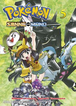 Pokémon – Sonne und Mond von Kusaka,  Hidenori, Yamamoto,  Satoshi