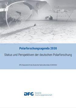 Polarforschungsagenda 2030 von Heinemann,  Günther