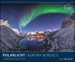 Polarlicht 2022 – Bild-Kalender – Wand-Planer – 60×50