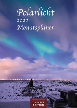 Polarlicht Monatsplaner 2020 30x42cm