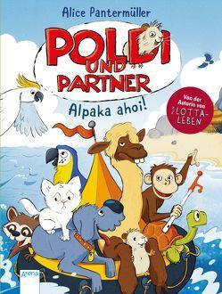 Poldi und Partner (3). Alpaka ahoi! von Meyer,  Julian, Pantermüller,  Alice