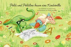 Poldi und Poldiline bauen eine Kindervilla von Krentz,  Susann, Kretschmer,  Marian