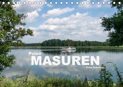 Polen – Masuren (Tischkalender 2021 DIN A5 quer) von Schickert,  Peter
